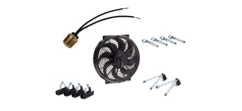 Heat Exchanger Fans & Accessories - Replacement Parts